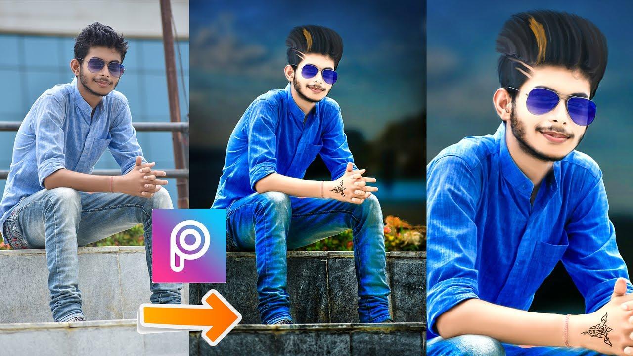 picsart editing photo video download